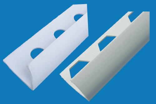 Plastic profile - PVC tile profile