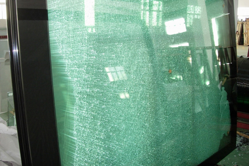 Glass  - tempered glass